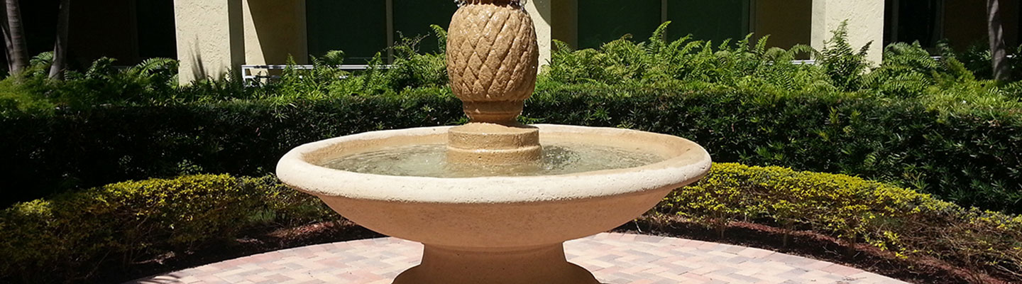 Toscano Courtyard Fountain